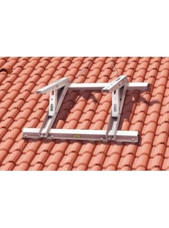 Купить кронштейн для установки внешнего блока кондиционера на наклонную поверхность