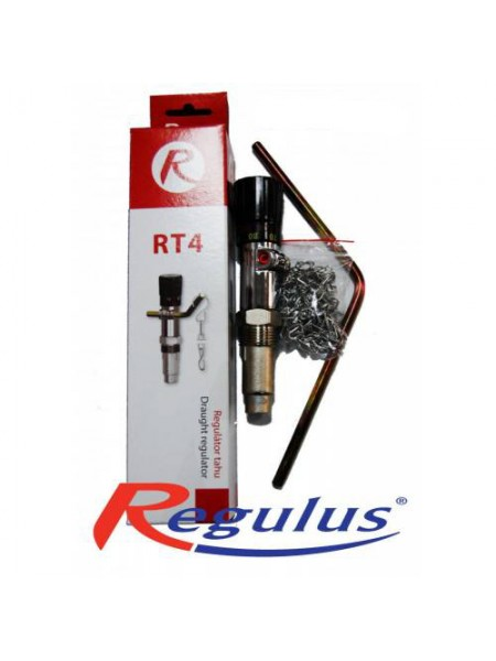 Терморегулятор для твердотопливного котла Regulus RT 4
