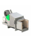 Купить горелку пеллетную Bioprom AIR Pellet Ceramic 60 кВт