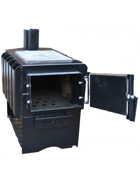 Печь длительного горения ProTech Panda - ПДГП - 7П (с плитой)