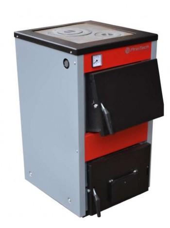Купить котел твердотопливный ProTech Стандарт с плитой: ТТП - 18с