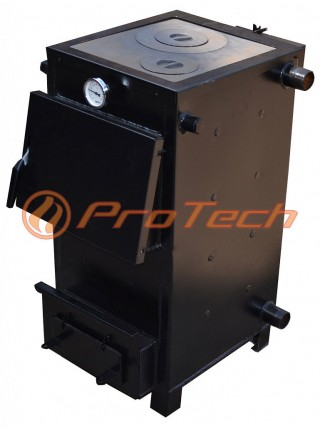 Твердотопливный котел ProTech ТТП - 15с Оптима